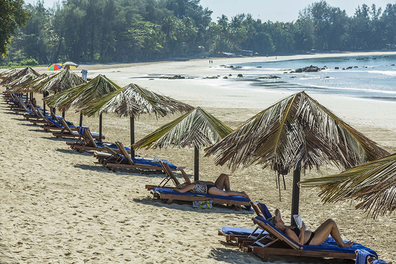 Ngapli Beach, Myanmar
