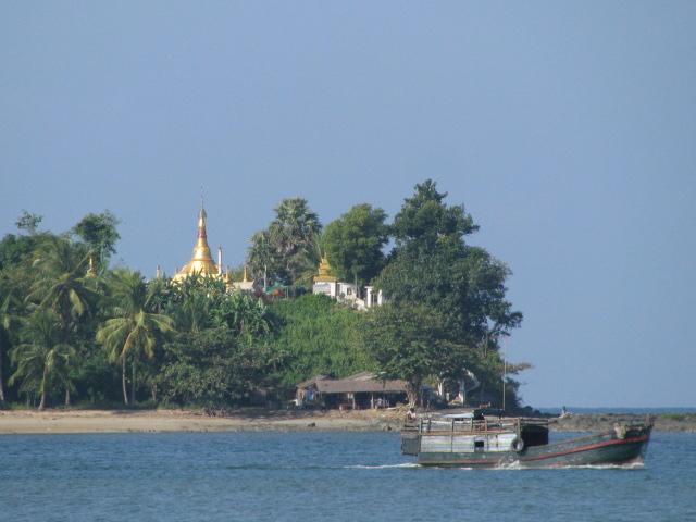 Chaung Thar Beach, Myanmar