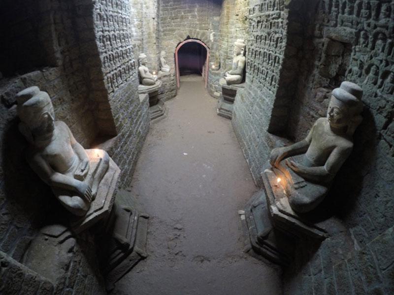 Shitthaung Pagoda
