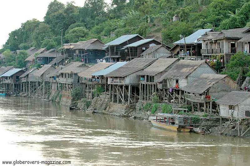 Myanmar's Ayeyarwady River