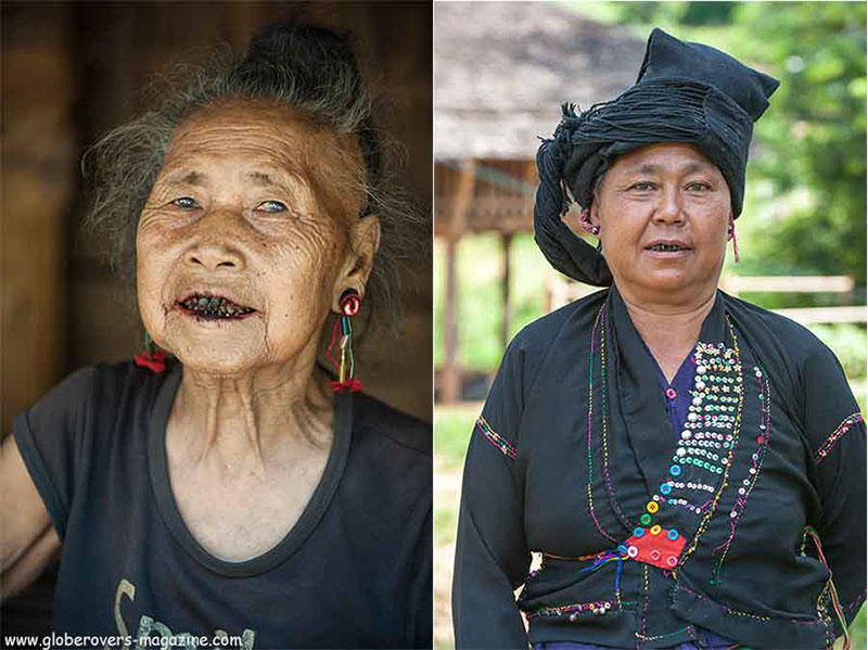 Hill Tribes, Shan State, Myanmar