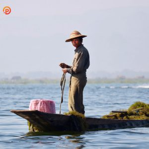 intha from inle lake