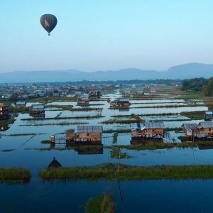 overview of inle lake