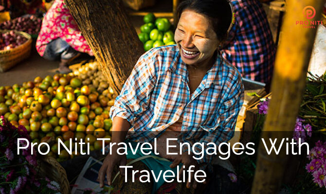 Sustainable tour operator in Myanmar: Pro Niti Travel engages with Travelife