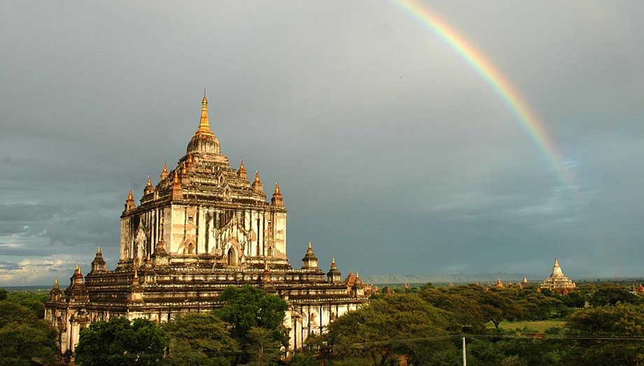 Visit Bagan in Myanmar