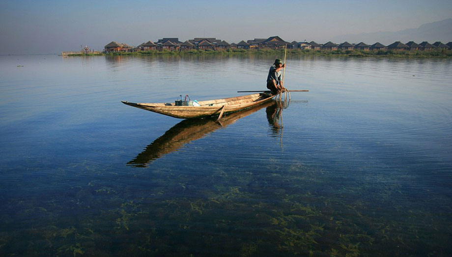 Visit Inle Lake in Myanmar