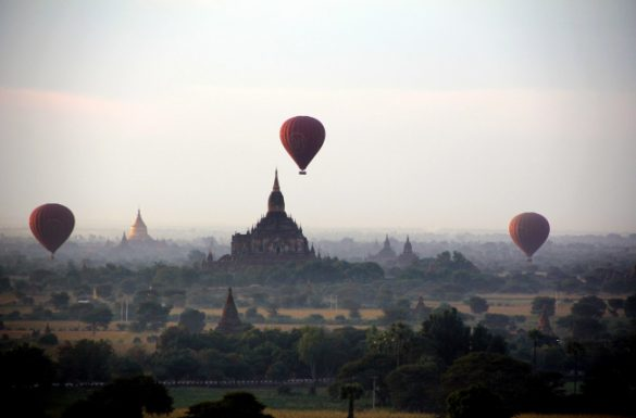 Yangon and the Ancient Temples of Bagan