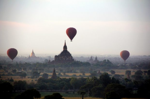 5 Days - Magical Yangon and the Ancient Temples of Bagan