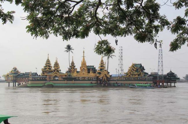Best of Yangon and environs by Myanmar Travel Agency