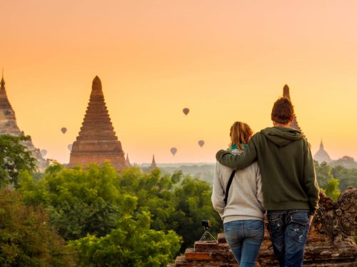 Myanmar Tour Package For Honeymooners