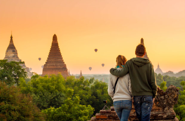 14 Days - Myanmar Tour Package For Honeymooners