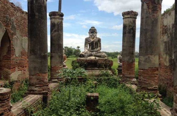 Myanmar History and Hill Tribes Adventure