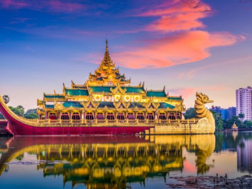 4 Days - Best of Yangon and environs Tour