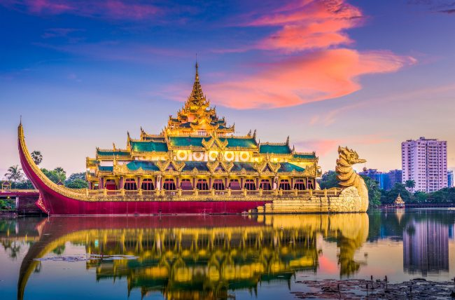 4 Days - Best of Yangon and environs Tour by Myanmar Travel Agency