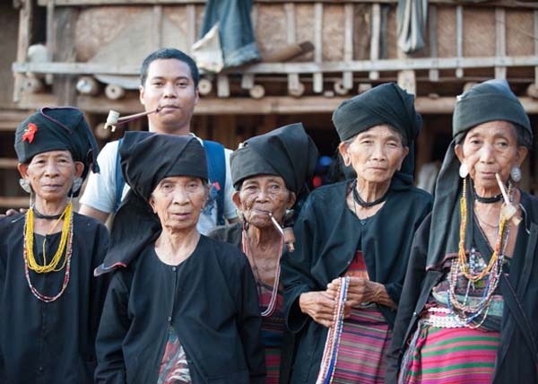 Hill Tribes of Myanmar's Shan State