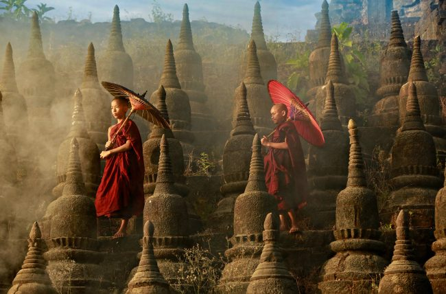 Ancient temples of Mrauk U and the Chin tribe by Myanmar Travel Agency