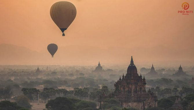 Myanmar, now your safe destination