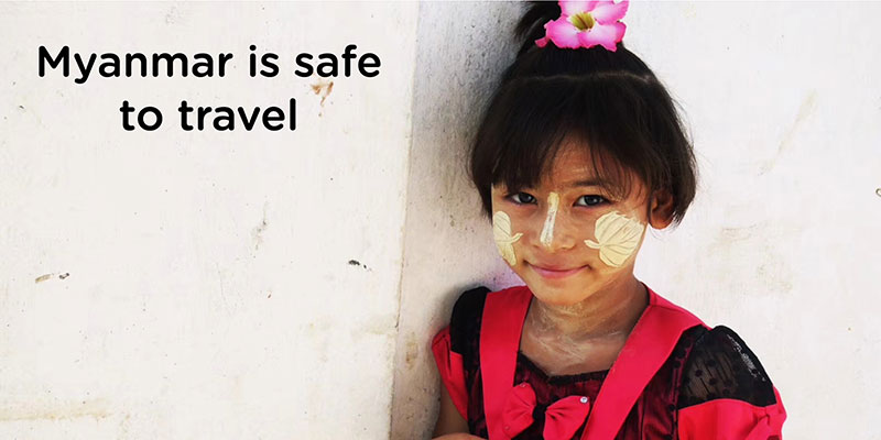myanmar is safe to travel