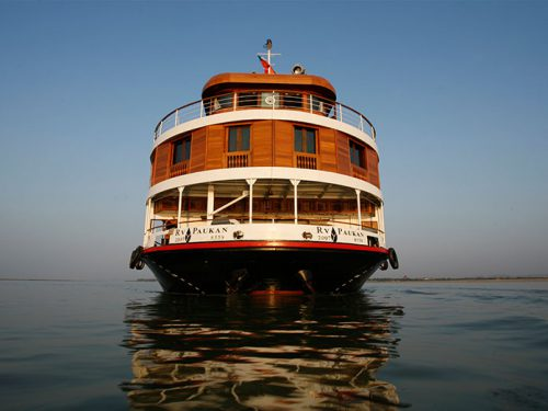 New Royal Myanmar – Sagain-Bagan/Salay (RV Paukan 2007)