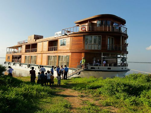 Grand Voyage of The Chindwin River (RV Paukan 2012)