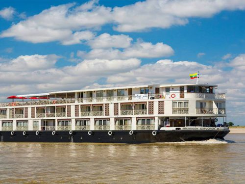 Irrawaddy Explorer (RV Paukan 2014)