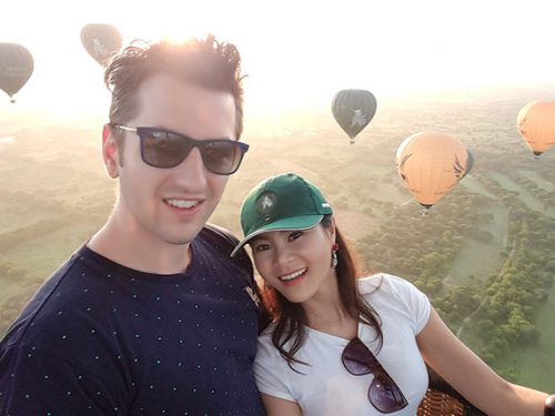 Honeymoon around Myanmar Highlights