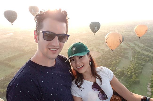 Honeymoon to Myanmar