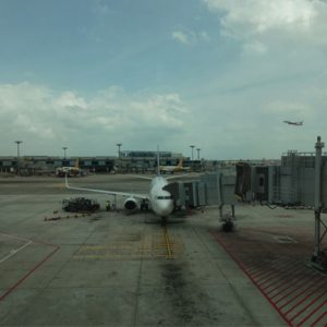 Singapore's Changi International Airport