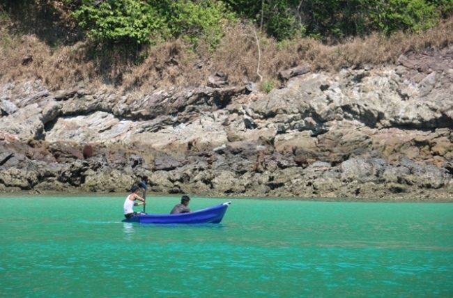 Mergui Islands and Jungle Hiking by Myanmar Travel Agency