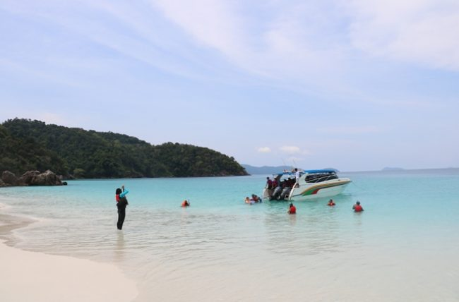 Exploring Mergui Archipelago by Myanmar Travel Agency