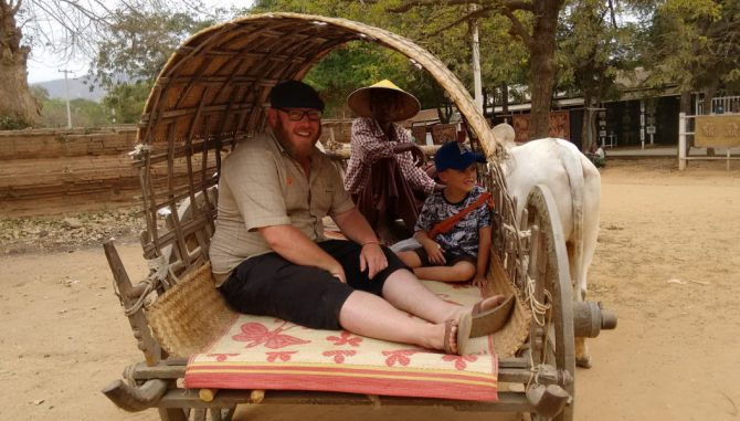 Top 5 Destinations In Myanmar For The Family With Kids