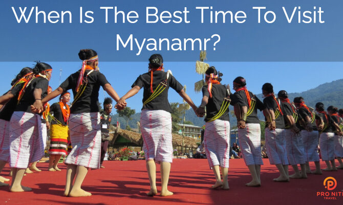 When is the Best Time to Visit Myanmar?