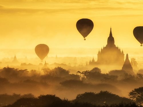 11 Days – The Myanmar Classic Adventures
