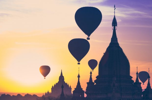 15 Days - Myanmar Highlight tour