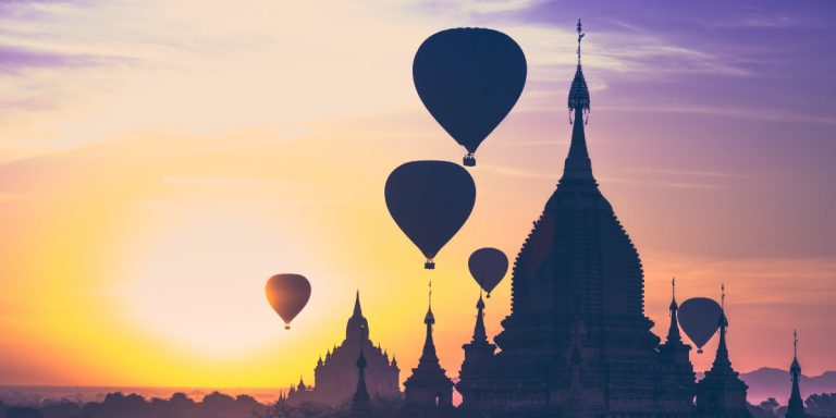 The 5 Best Myanmar Itineraries