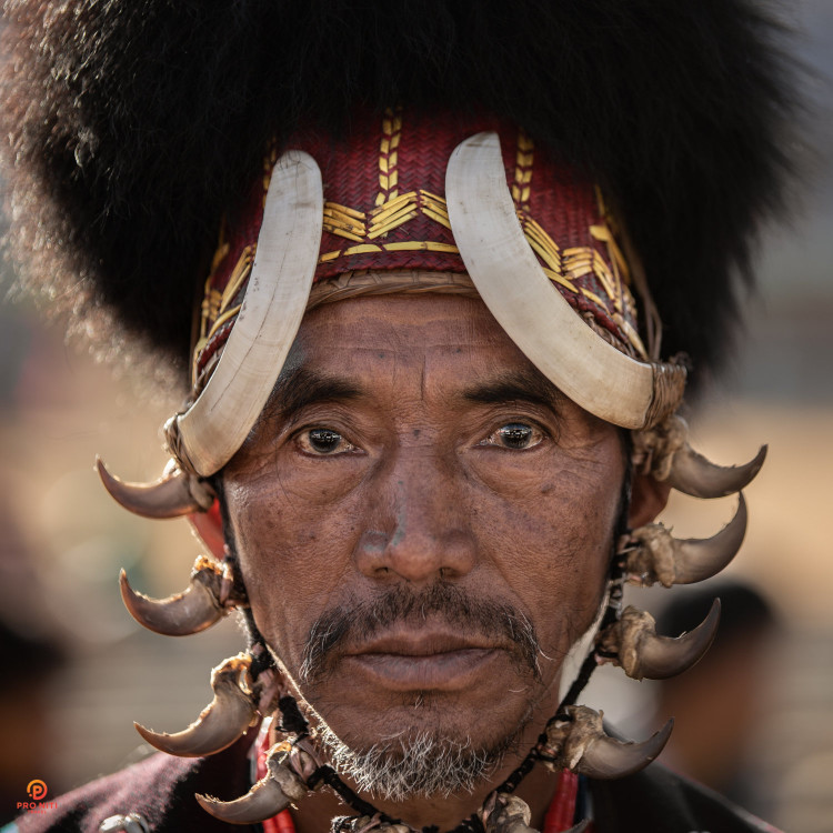Myanmar-Culture-Man-of-Naga-Races