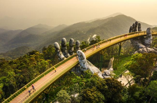 Danang Vietnam Southeast Asia Tour