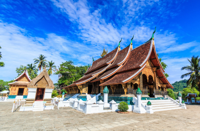 Luang Prabang, Laos, Southeast Asia Tour