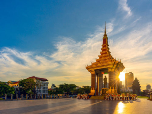 In-Depth of Three Charming Countries - Myanmar, Vietnam, Cambodia