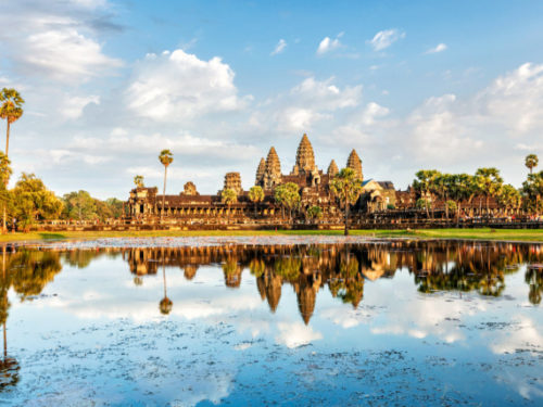 Delights of Southeast Asia: Myanmar, Thailand, Cambodia